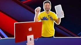Aklımızı başımızdan aldı! M1 işlemcili iMac kutu açılışı
