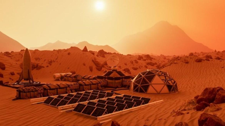 Mars görevleri enerji sistemleri
