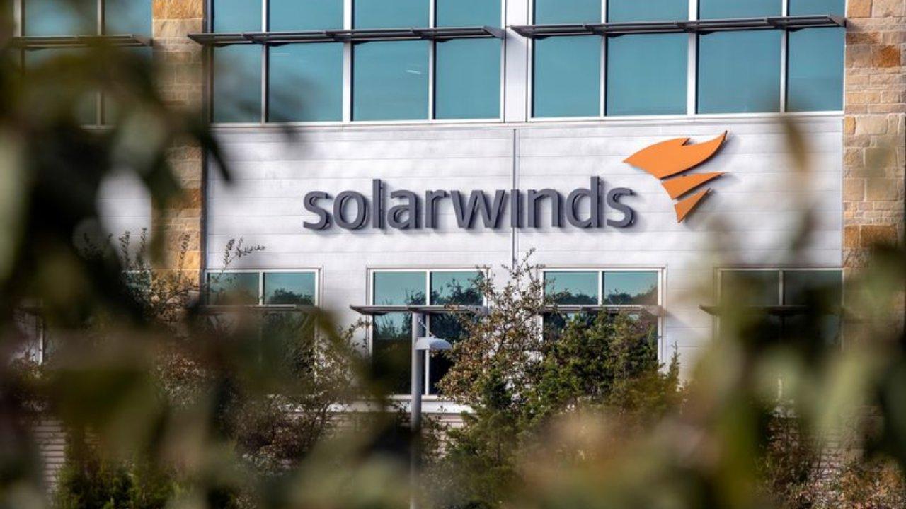 Solarwinds microsoft