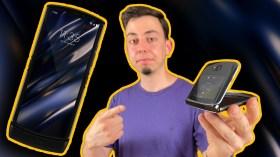 14.000 TL'lik Motorola Razr 5G kutu açılışı