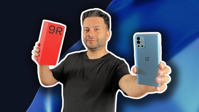 OnePlus 9R kutu açılışı