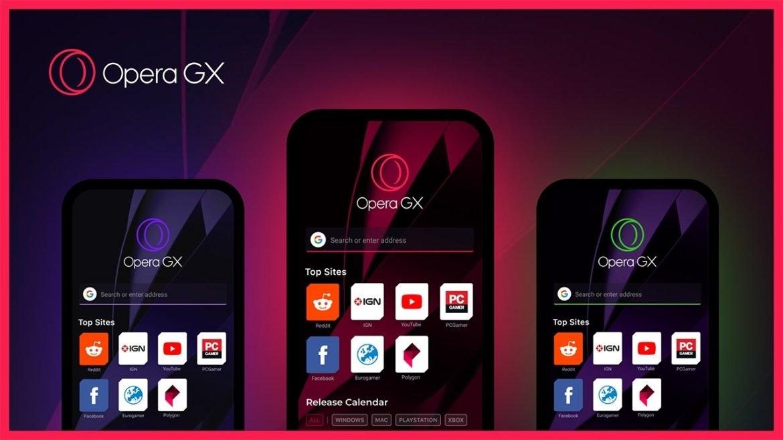 Opera GX Mobile