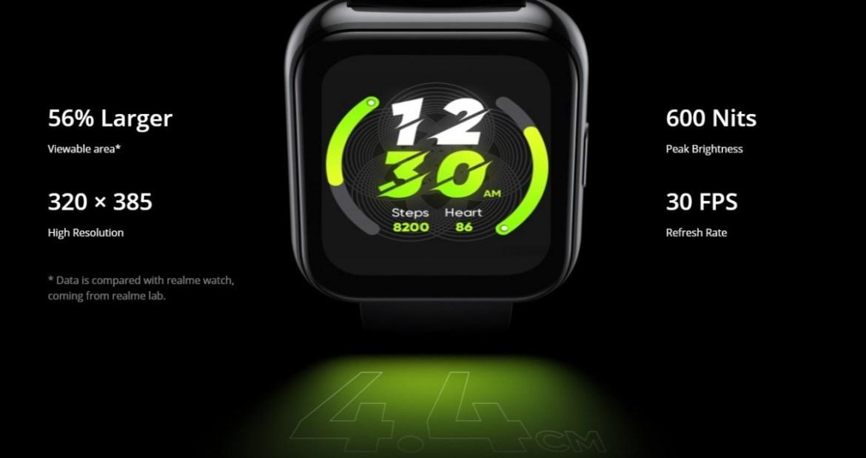 realme Watch 2 Pro özellikleri