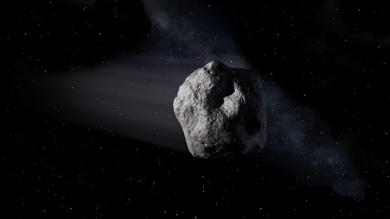 asteroit çarpması