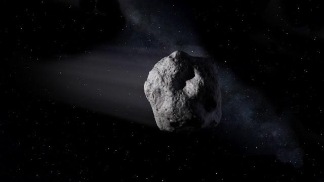 Simülasyonda yaklaşan asteroit Türkiye'yi vurdu