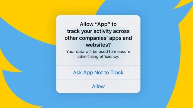 Twitter, iOS kullanıcılarından reklam izni istiyor
