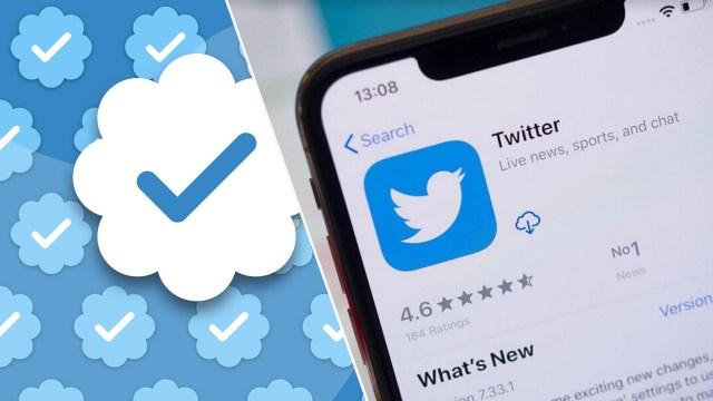 Twitter mavi tik başvurusu sonunda geldi: Sürpriz gelişme
