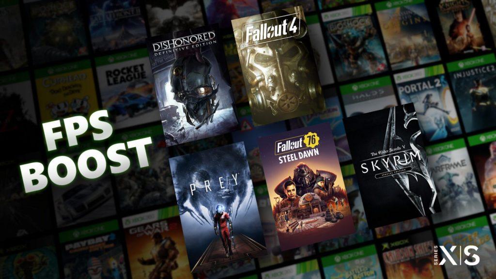 Xbox Series X/S modelleri için FPS Boost müjdesi