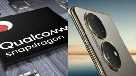 Huawei P50 serisi için şaşırtan Qualcomm sürprizi!