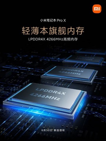 Xiaomi Mi NoteBook Pro X 2