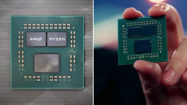 AMD hibrit tasarım