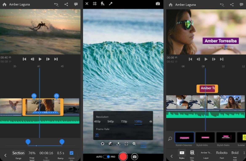 video düzenleme uygulamaları