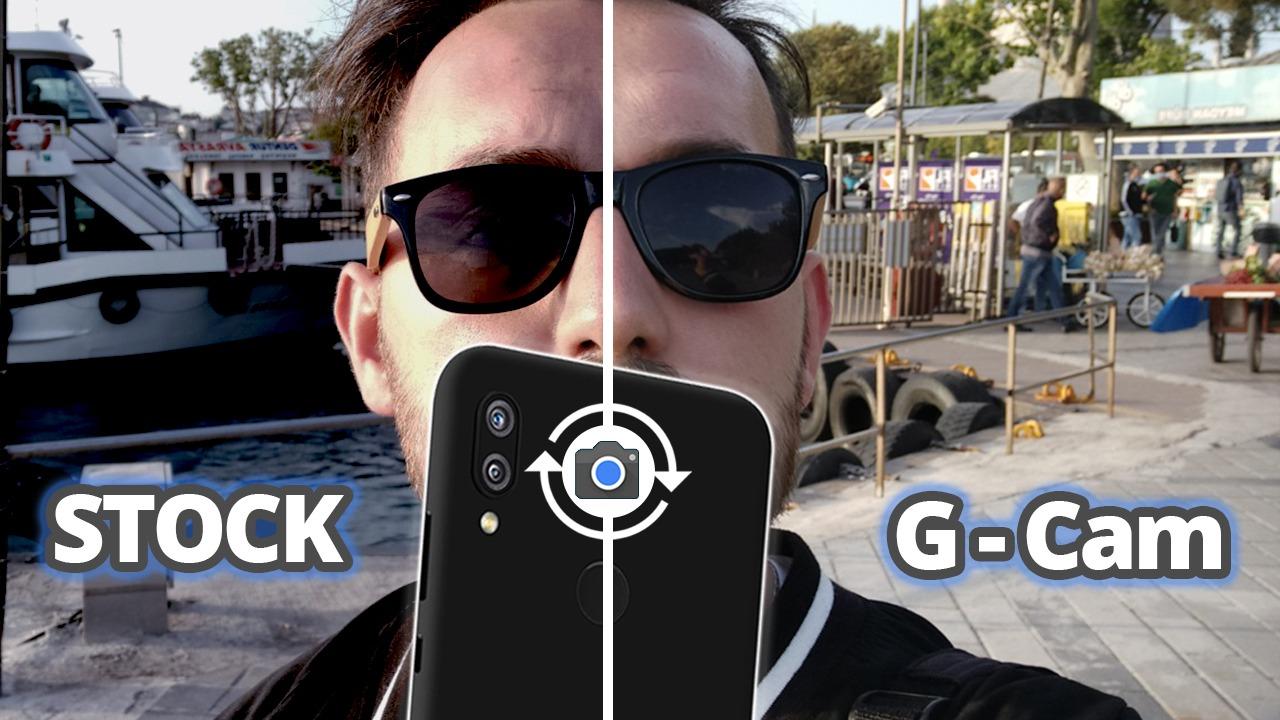 GCam Google Camera inceleme
