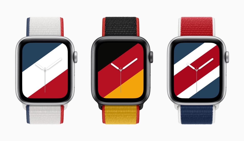 Apple Watch kordonları Fransa Almanya Birleşik Krallık