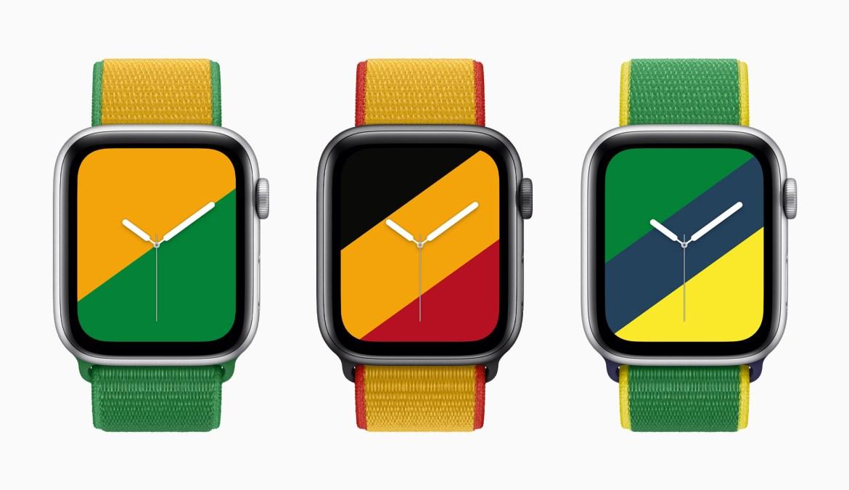 Apple Watch Kordon Avustralya Belçika Brezilya
