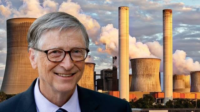 Bill Gates'in yeni nükleer santralinin yeri belli oldu