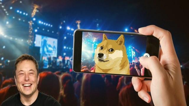 Elon Musk, Dogecoin müzik festivaline destek verdi