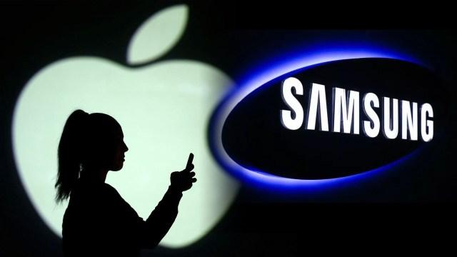 Apple'ı geride bırakan Samsung zirvede!