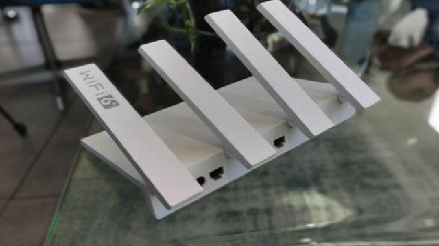 Huawei AX3 Router modem