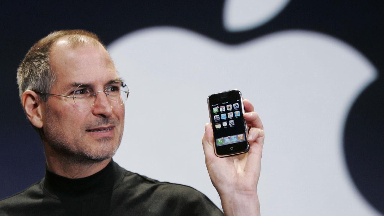 ilk iphone