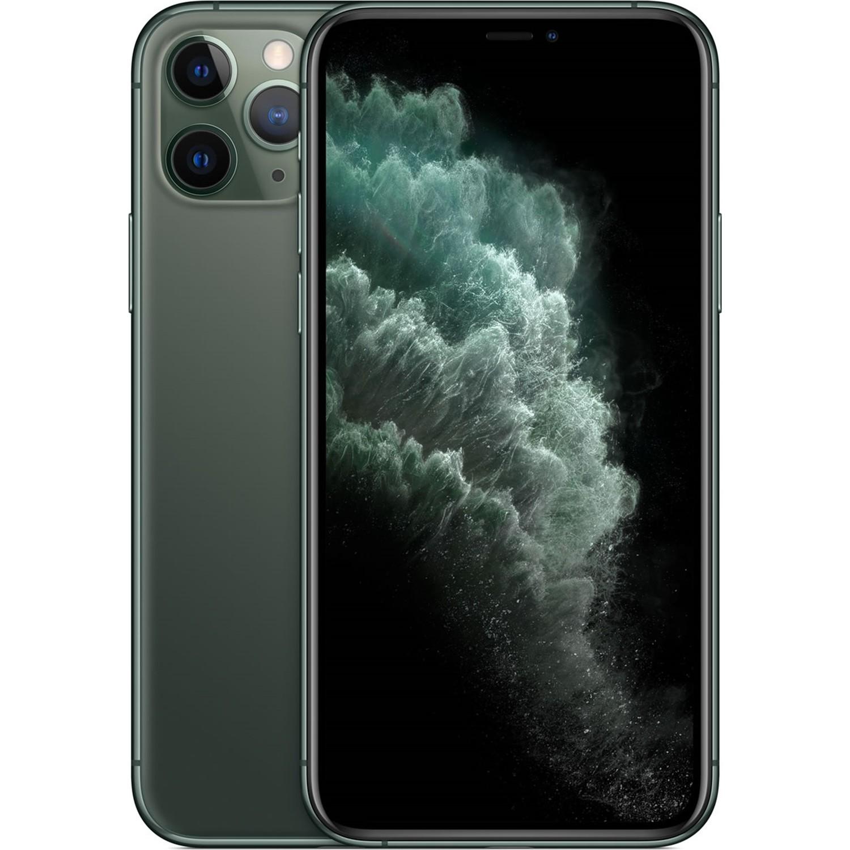 iphone 11 pro yesil