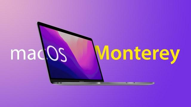 macOS Monterey Beta duyuruldu! Nasıl yüklenir?
