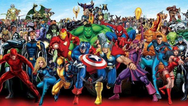 Marvel çizgi romanları için NFT dönemi