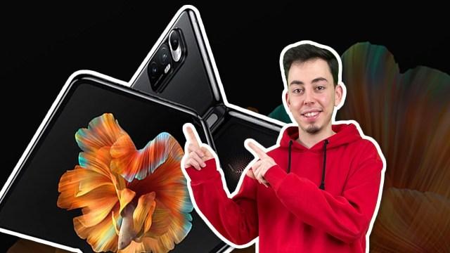 Xiaomi'nin katlanabilir telefonu işe yarıyor mu?