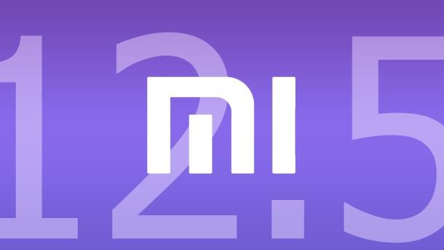 Xiaomi'den iki modele daha MIUI 12.5 sürprizi!