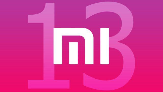 Xiaomi'nin MIUI 13 arayüzü için geri sayım başladı!