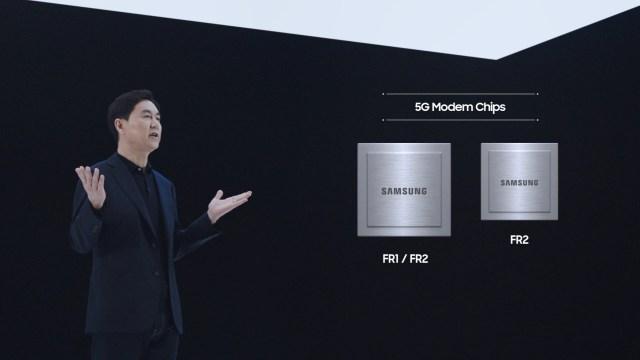 Samsung yeni nesil 5G mobil modemlerini tanıttı