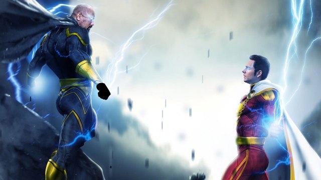Shazam 2'nin yönetmeninden Black Adam açıklaması