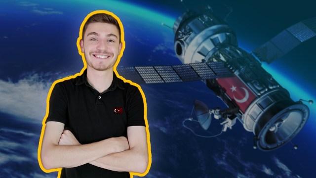 Türkiye'nin uzaya gönderdiği uydular - TUA Türkiye Uzay Ajansı