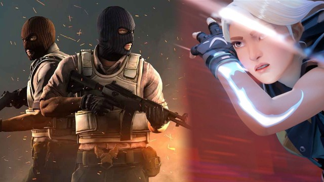 CS:GO vs Valorant! Hangi oyun daha iyi?