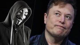 Anonymous, kendi kripto para birimi ile Elon Musk'a savaş açtı!