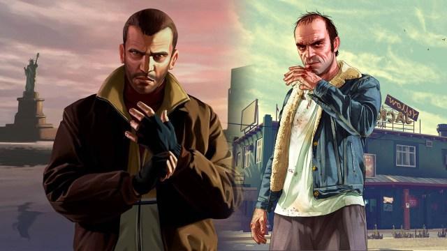 GTA 5 vs GTA 4! Hangi oyun daha iyi?