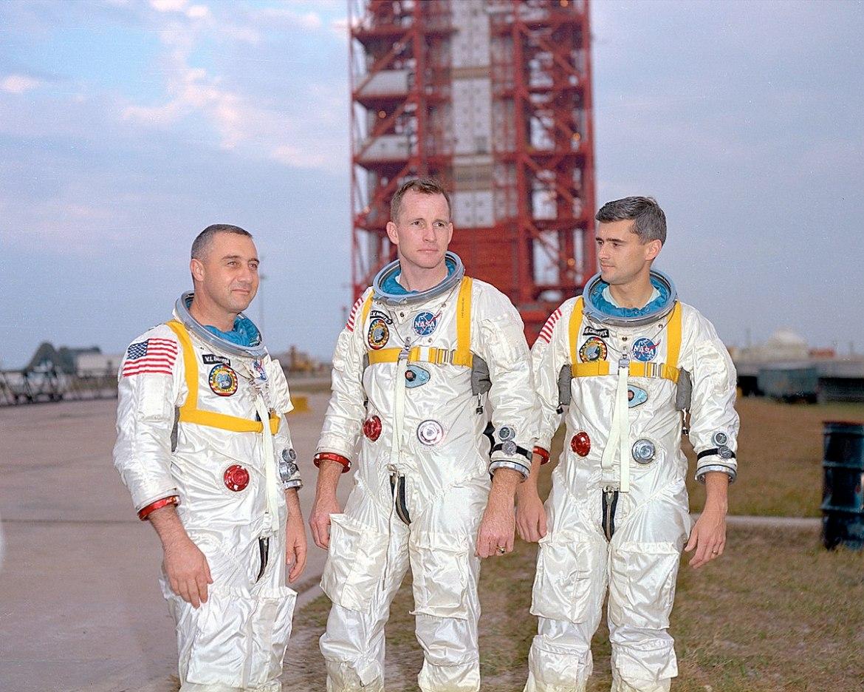 Apollo 1 astronotları