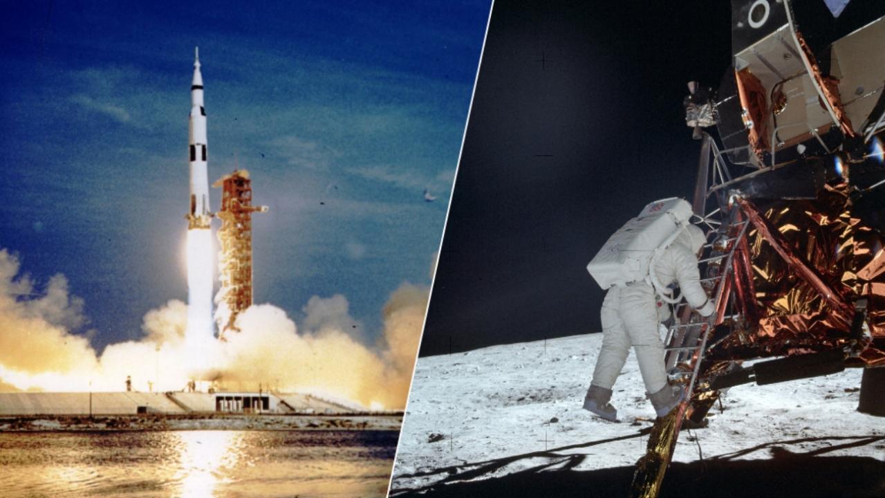 Apollo 11 için çalışan Alman mühendisler