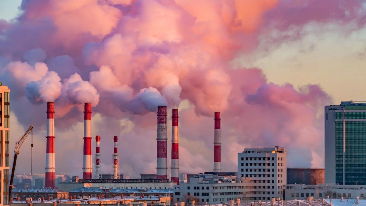 Dünya karbon sorunu