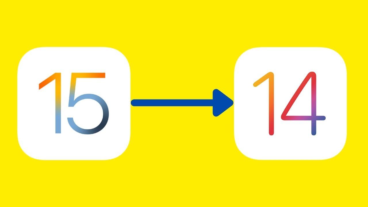 iOS 14 15