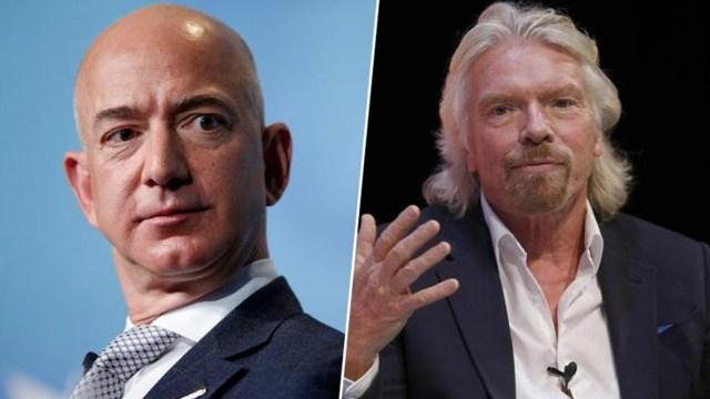 Uzay savaşlarında yeni perde: Jeff Bezos bir unvanını kaptırdı!
