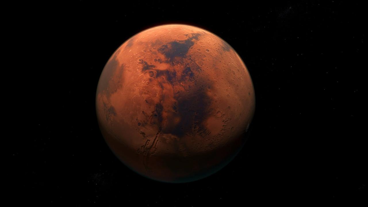 Mars gölleri