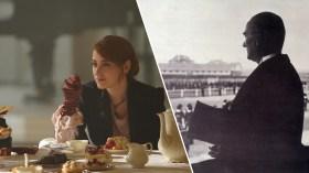 Netflix'in Atatürk'e yer vereceği dizisinden ilk görüntüler geldi