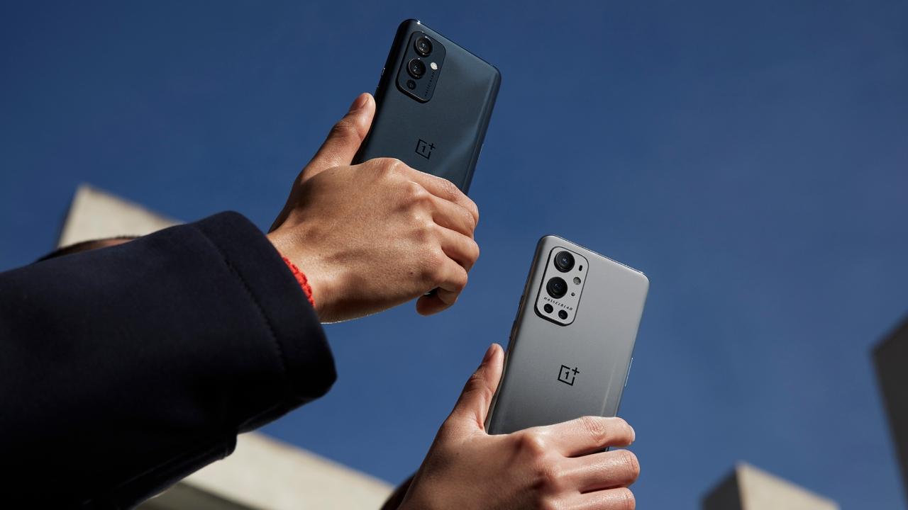 OnePlus amiral gemisi telefonlar