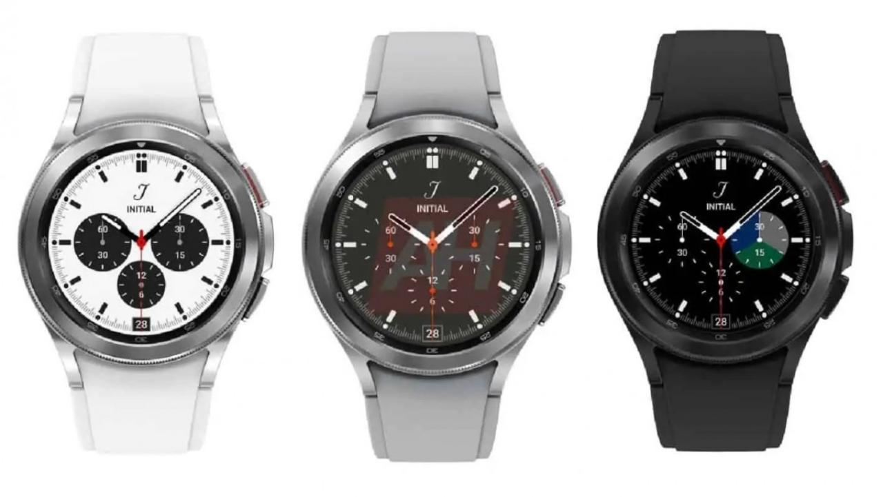 Samsung Watch 4 Classic saat