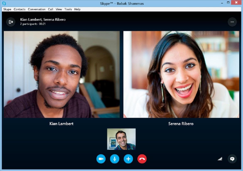 skype kamera sorunu