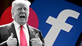 Trump, Facebook, Twitter ve Google'a dava açıyor