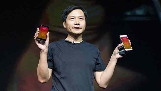 Xiaomi CEO'su Lei Jun kullandığı telefon ile gündem oldu