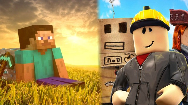 Minecraft vs Roblox: Which is better?