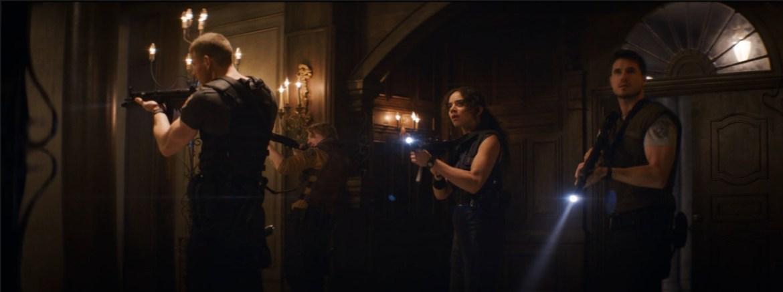 Resident Evil Welcome to Raccoon City'den ilk görüntüler geldi